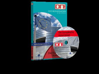 DVD Die Europäische Kommission