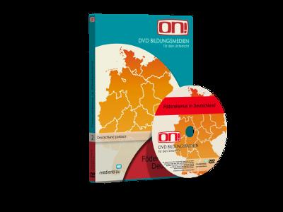DVD Föderalismus in Deutschland